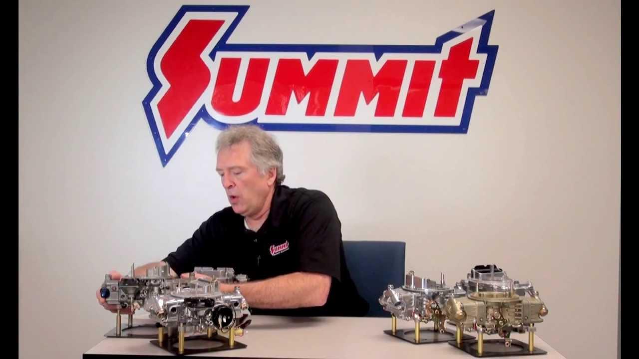 Carburetor Electric Manual Choke Tuning Summit Racing Quick 1969 Ford Truck Wiring Flicks