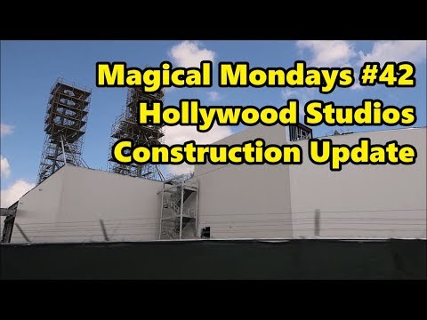 Magical Mondays #42 | Hollywood Studios Construction Update | Walt Disney World
