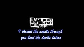 BRMC - Beat The Devil