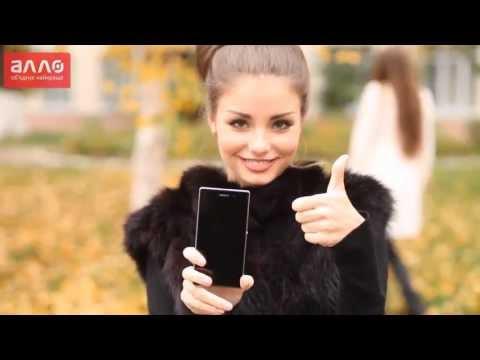 Видео-обзор смартфона Sony Xperia Z1