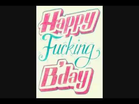 NOFX New Happy Birthday Song