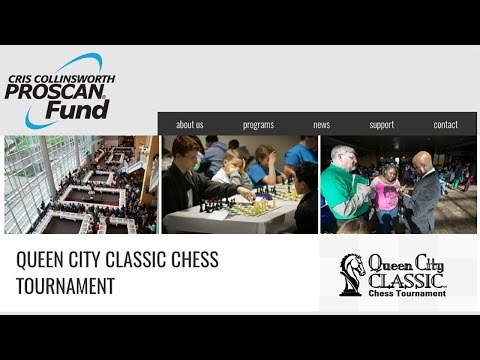 Queens City Classic - Round 1 commentary by GM Maurice Ashley and GM Gregory Kaidanov