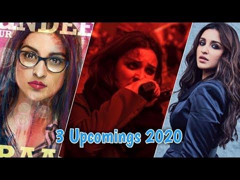 Parineeti Chopra Upcoming Movies   The Girl on the train Trailer out soon   Saina Nehwal Biopic