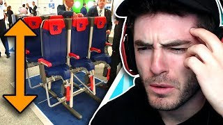 How To Make Airplanes Even Worse (A** Hole Design #10)