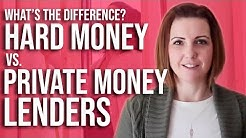 Hard Money vs Soft Money vs Private Money Lenders and Which is Best for You!