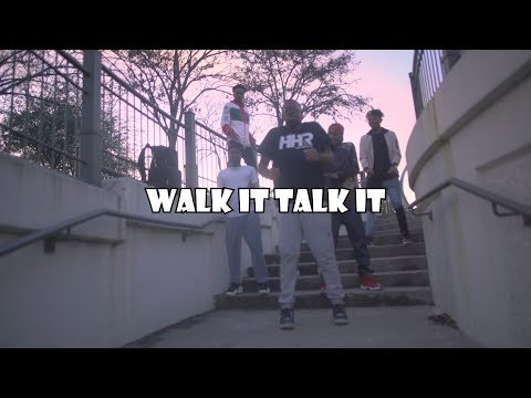 Migos ft. Drake - Walk It Talk It (Dance Video)