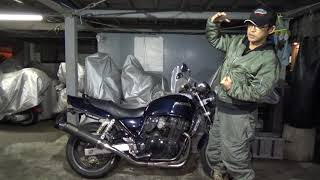 イナズマ400参考動画:古いバイクの状態の判断材料とは