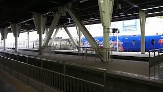 【南海電鉄】特急ラピートキン肉マンver.入線❗