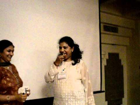 fire eating Technique in Power of Mind Workshop(Nagpur).avi