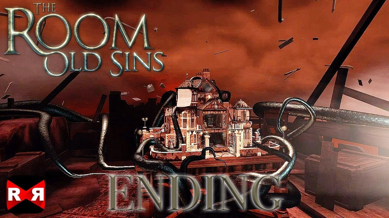 The Room Old Sins  ENDING  Walkthrough Gameplay Part 11