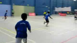 Kosmo Varsity Futsal 2008