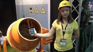 CAT B10 im Extremtest auf der IFA2012