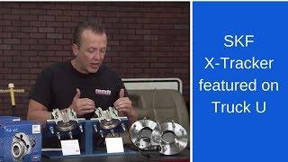 SKF X-Tracker Hybrid Hub on Truck U