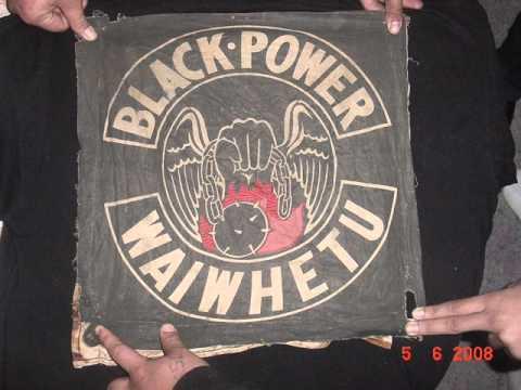 BLACK POWER NZ, HAWKES BAY