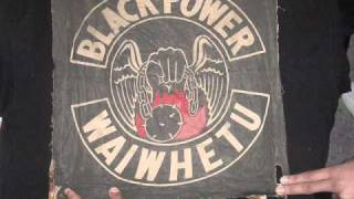 BLACK POWER NZ, HAWKES BAY