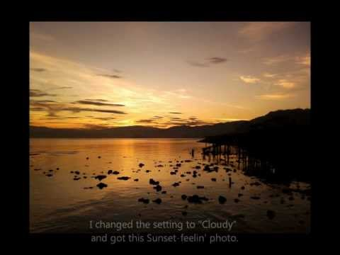 Canon Pachelbel D major (Violin) with my Sunrise Shots