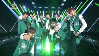 뮤직뱅크 Music Bank - SF9 - 부르릉 (SF9 - ROAR).20170224