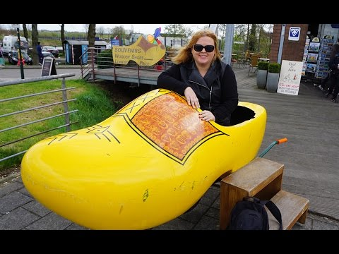 Dordrecht Markets and Kinderdijk, Netherlands - Europe Travel Vlog Day 23