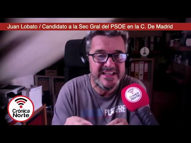 Entrevista Juan Lobato