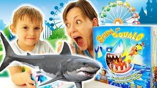 MIRKOLINO Sfida Lo Squalo: Pasta Putty OCEAN Con Tantissime Creature Meravigliose da Scoprire!!