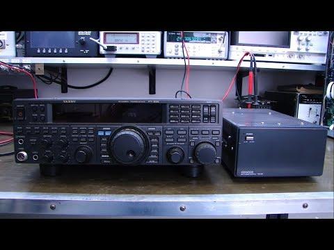ALPHA TELECOM: MANUTENÇÃO e MELHORIAS FONTE KENWOOD PS-53 e REVISÃO YAESU FT-950