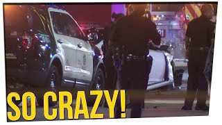 Teens Stole 3 Police Cars! ft. DavidSoComedy