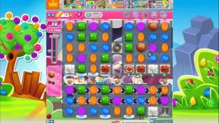 Candy Crush Saga Level 1235 (No Boosters)