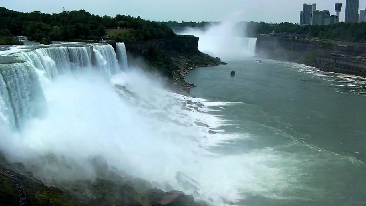 ナイアガラ の 滝 英語