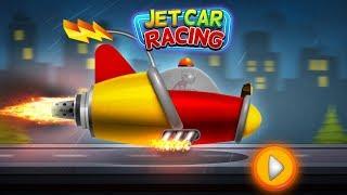 Jet Car Power Show Max Speed Race - Tiny Lab Racer Games - Bıcır Game Channel