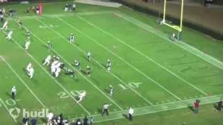 Elijah Evelyn #10,  2013 Spartanburg High School Vikings Football Highlights