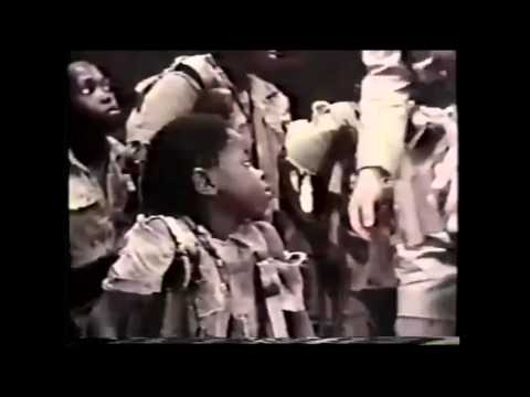 *Disturbing* Black Slave Traders Enslaving and Crippling Little Children