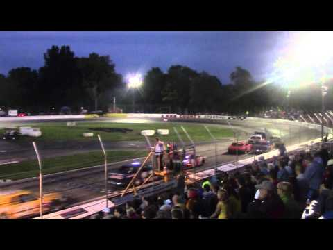Lake County Speedway Street Stock Feature 8/10/13