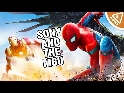 Could Sony's Spider-Man Universe Damage the MCU? (Nerdist News w/ Jessica Chobot)