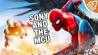 Could Sony's Spider-Man Universe Damage the MCU? (Nerdist News w/ Jessica Chobot)