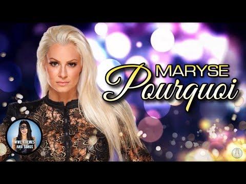 Maryse - Pourquoi (Official Theme)