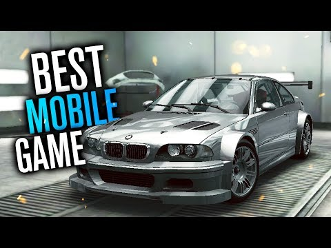 The BEST Mobile Racing Game?!