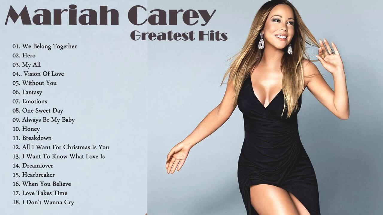Mariah Carey Greatest ... Mariah Carey Album