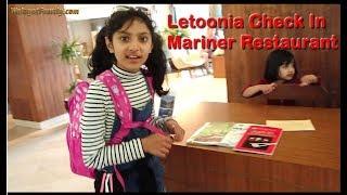Letoonia Club Hotel Resort Checking In, Mariner Restaurant 1st Meal - Fethiye, Dalaman, Turkey HD