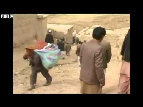 Afghanistan landslide that killed 2500 people (half of Village)