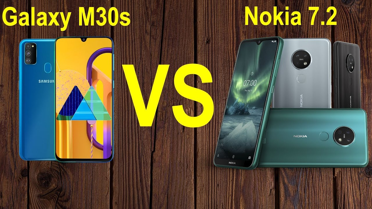 Nokia 7 2 Protiv Samsung Galaxy M30s Chto Kupit Dve Pushki Opredelimsya Youtube Galaxy Nokia