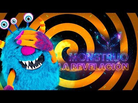 La revelación de Monstruo | ¿Quién es la Máscara? 2020