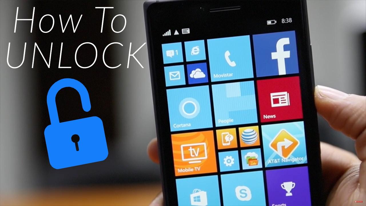 Nokia lumia 830 t mobile - How To Unlock Nokia Any Nokia Lumia Lumia 830 1020 1520 2017 Method