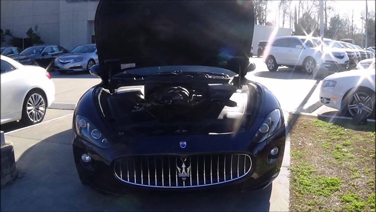 Maserati baton rouge