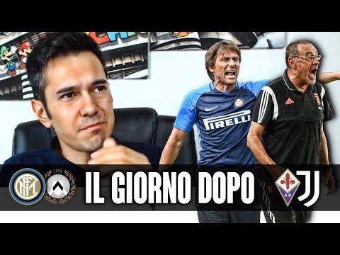 LA STOCCATA DI CONTE A SARRI? 'Quante ca*****!' La moviola di Inter-Udinese?  'Nessun errore'