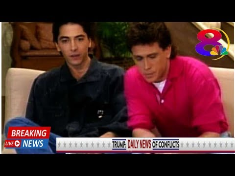 Willie Aames Talks Scott Baio Going To The Playboy Mansion During 'Charles In Charge' Video