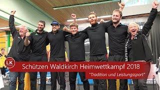 Schützen Waldkirch - der Bundesliga Heimwettkampf 2018 in Burgau