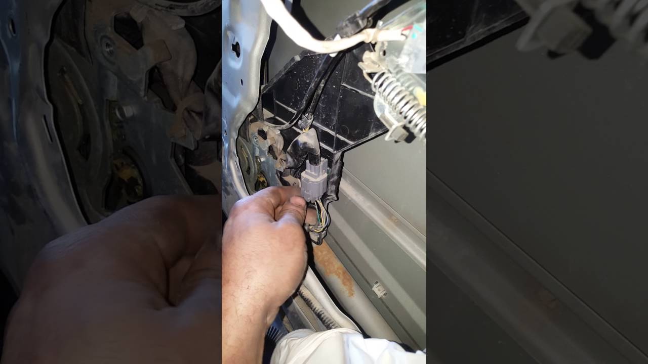 2007 Honda Odyssey Slide Door Repair Fix It