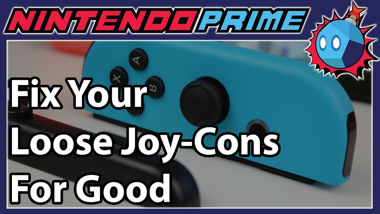 How to Fix Loose Joy-Cons Permanently for Nintendo Switch