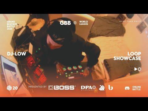 DJ-LOW | Grand Beatbox Battle 2020 Online Loopstation | Elimination
