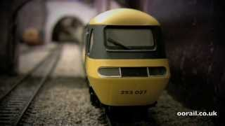 oorail.com | British Rail HST Class 43 Inter-City 125 by Hornby